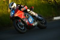 Victory Racing supera las 100 mph en el TT Zero 2015
