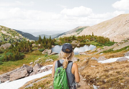 La mochila perfecta para tus aventuras al aire libre este verano es esta The North Face rebajadísima en El Corte Inglés
