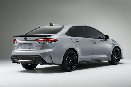 Toyota Corolla Apex Edition 5