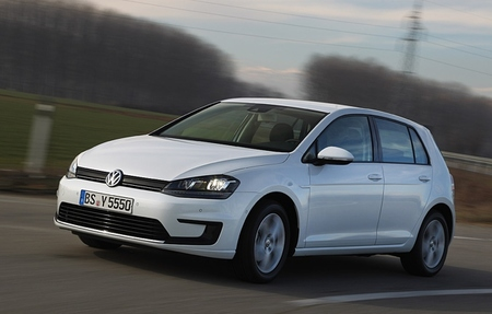 Volkswagen e-Golf 06