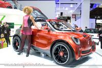 smart prepara de cara a Frankfurt los concepts para relevar sus modelos fortwo y forfour