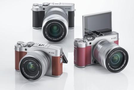 Fujifilm trae a México la nueva X-A5, la sin espejo con lentes intercambiables más pequeña de su Serie X