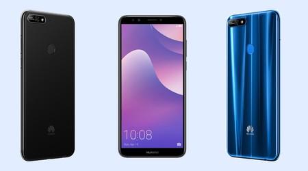 Los Huawei Y6 e Y7 (2018) llegan a España: disponibilidad y precios oficiales