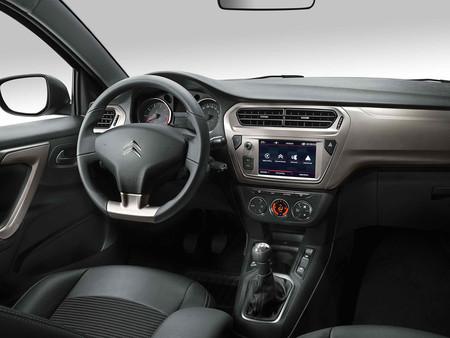 Citroen C-Elysee 2017 Interior