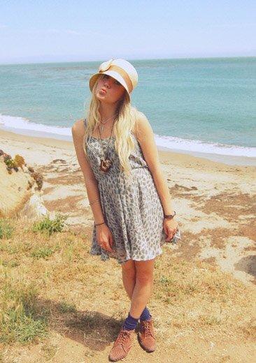 Este verano se lleva el estilo naïf: los looks de calle lo demuestran IV