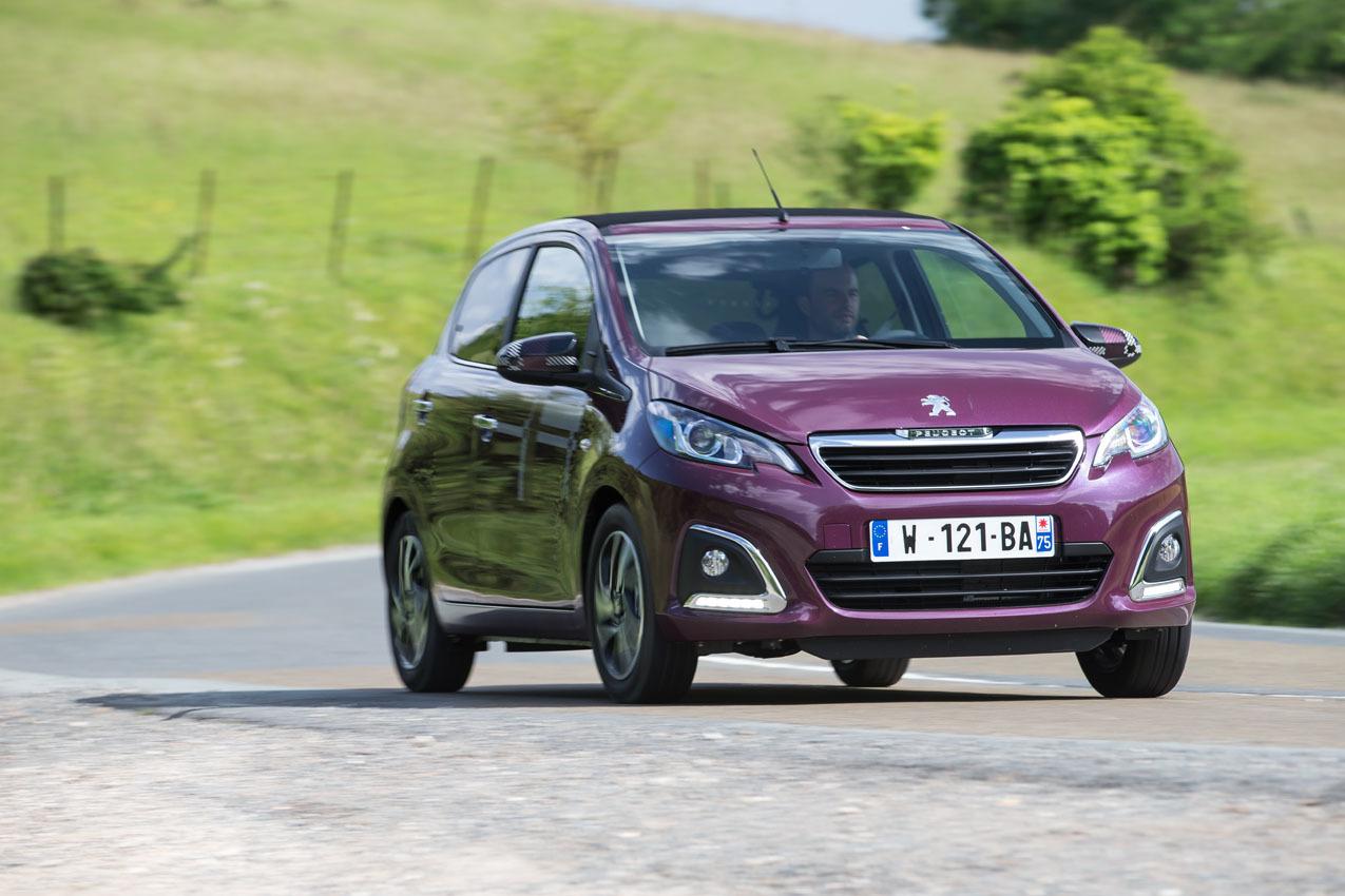 Foto de Peugeot 108 (4/35)