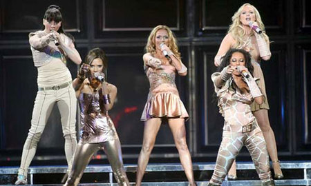 Las Spice Girls cancelan su gira (gracias a Victoria)
