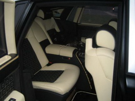 Rolls-Royce Conquistador Mansory