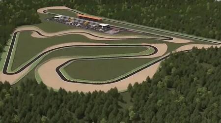 Madrid Morata De Tajuna F1 Motogp