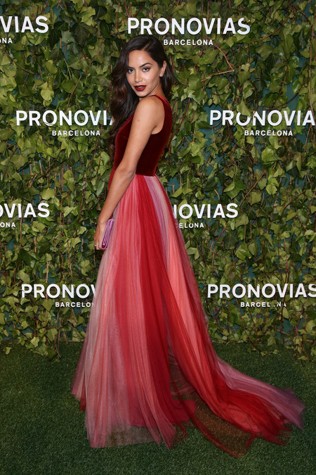 Diipa Koshla Photocall Pronovias Fashion Show