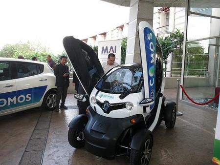 Malasia toma como modelo a Autolib para iniciar un servicio de car-sharing