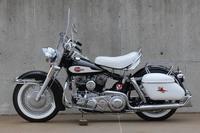 La Harley-Davidson Panhead de Jerry Lee Lewis marca un récord de venta