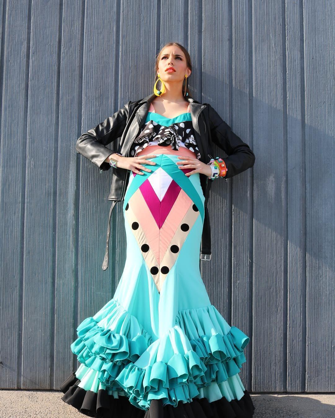 77aa7dca31745 Las tendencias en moda flamenca 2018 más deseadas de la Feria de Abril