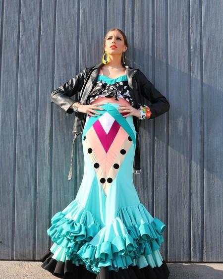 Las tendencias en moda flamenca 2018 más deseadas de la Feria de Abril