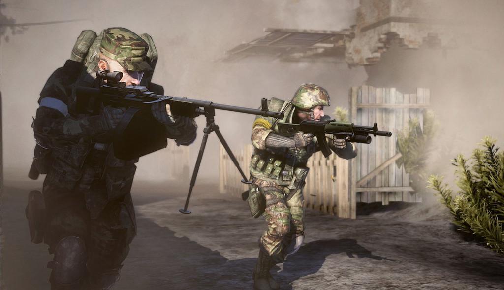 Foto de 'Battlefield: Bad Company 2' (7/9)