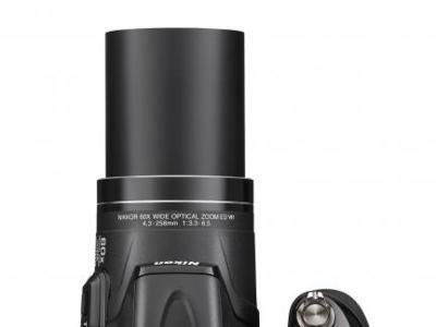 La Coolpix P600 y su zoom 60x a la cabeza de las nuevas compactas con zoom de Nikon