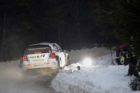 Rally de Suecia 2014: Andreas Mikkelsen, primer líder de la prueba