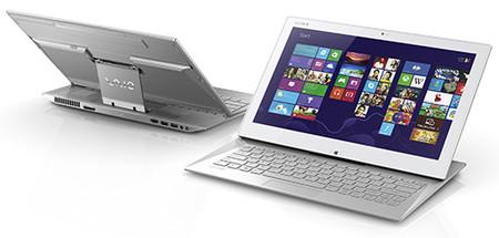 Aparece un híbrido de Sony de 13 pulgadas con Windows 8