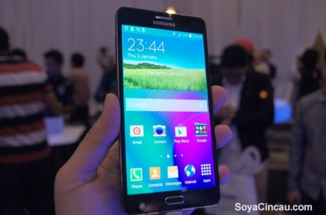 Foto de Samsung Galaxy A7 (4/8)