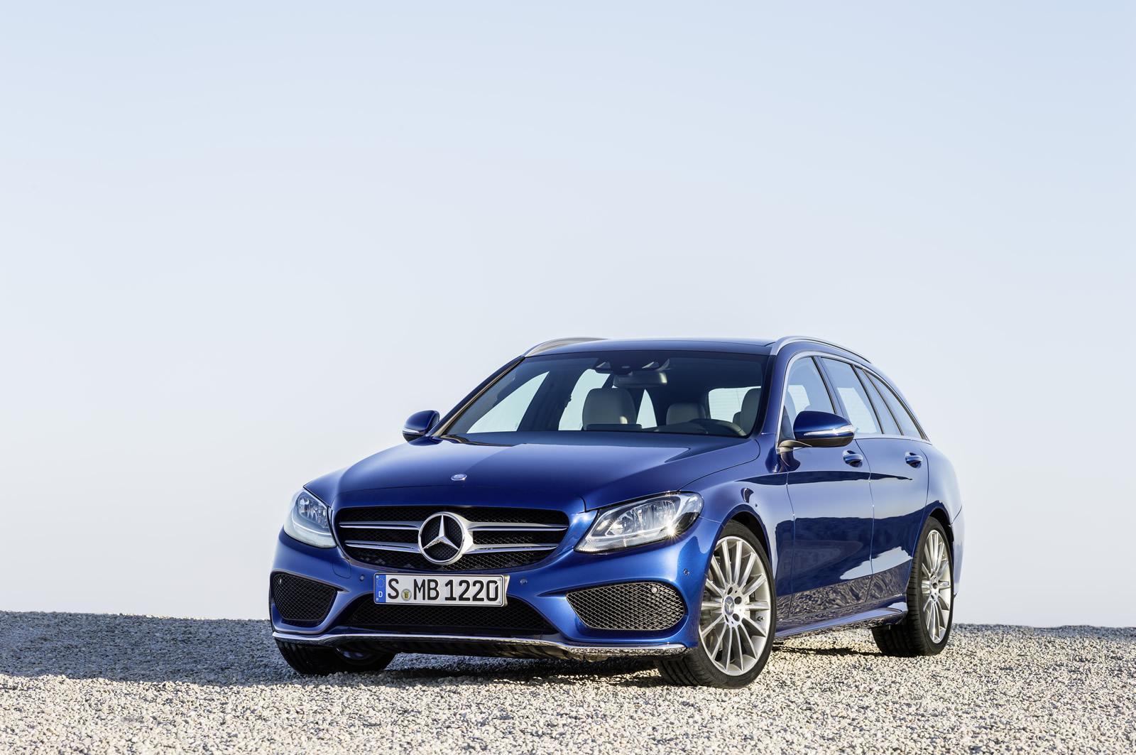 Foto de Mercedes-Benz Clase C Estate 2014 (6/36)