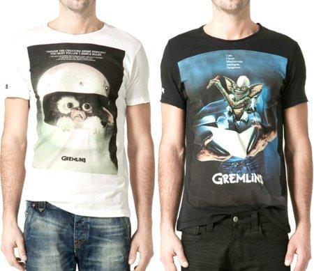 Camisetas de los Gremlins en Zara