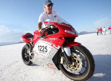 Gary Kohs, el mayor coleccionista de MV Agusta del mundo