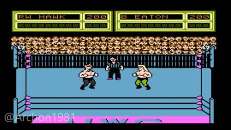 30 años después, la NES suma este desaparecido juego de Wrestling a su catálogo