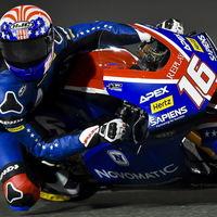 Joe Roberts, el nuevo ídolo yanqui del mundial de motos que quiere devolver las barras y estrellas a MotoGP