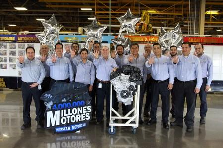FCA ya ha fabricado 4 millones de motores Pentastar V6