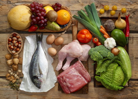 Una dieta equilibrada no es lo mismo que una dieta saludable