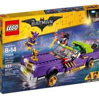 El coche modificado de The Joker en Lego Batman puede ser tuyo por 39,99€ gracias a Alternate