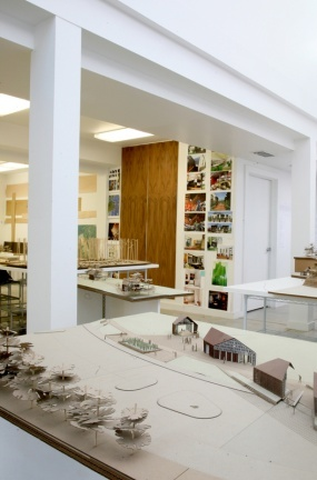 Espacios para trabajar: De Leon & Primmer Architecture Workshop