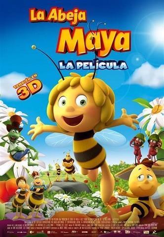 'La abeja Maya: La película', tráiler y cartel