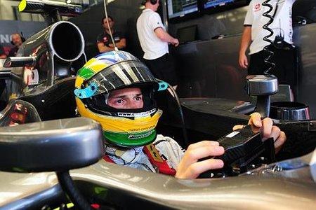 GP de Turquía 2010: Hispania Racing Team ya ha llegado
