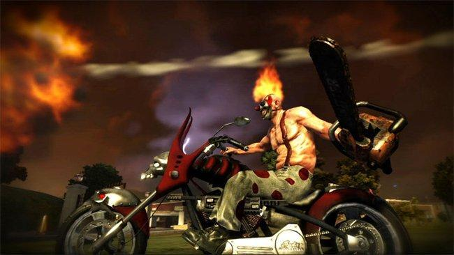 Twisted Metal 2012