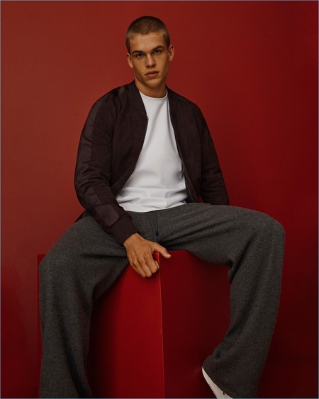 Calvin Klein 2017 Pre Spring Mens Collection Lookbook 005