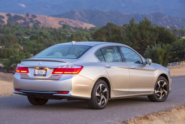 Honda Accord 2013 Híbrido 06