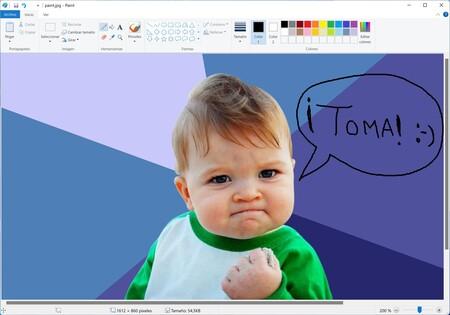 Paint revive a lo grande en Windows 11, y lo hace aplastando a un Paint 3D que quería sustituirle