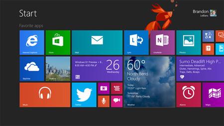 Windows 8.1 RTM estará lista más pronto de lo esperado: en agosto