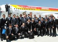 Brooksfield, el estilo inglés hecho en Turín viste a la selección española para la Eurocopa