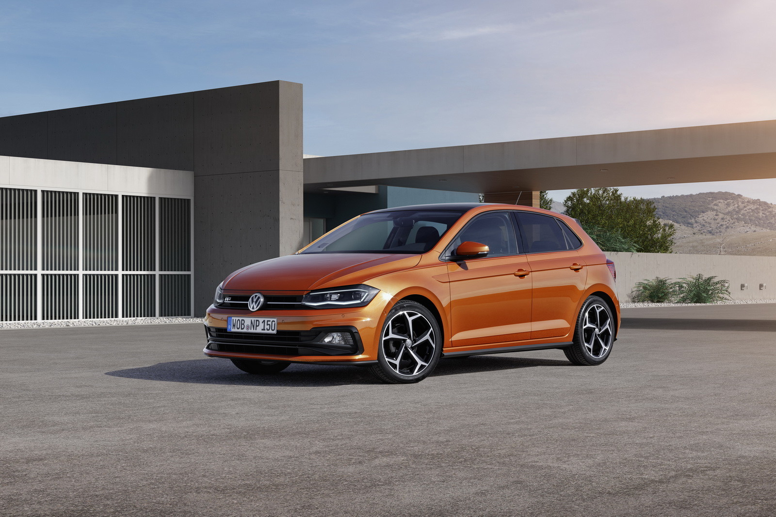 Foto de Volkswagen Polo 2018 (4/51)