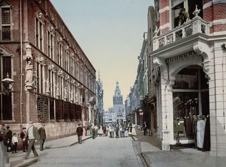 Una Calle De Nijmegen