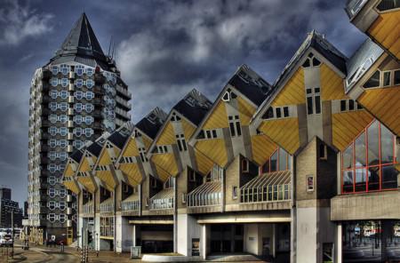 Cube Houses Rotterdam 01