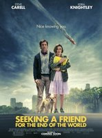 'Seeking a Friend for the End of the World', cartel y tráiler de la respuesta cómica a 'Melancolía'