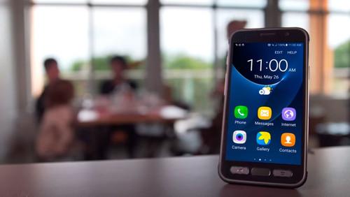 Samsung Galaxy S7 Active, así es el nuevo móvil todoterreno de Samsung