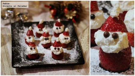 Dap Recetas Santa Fresas Nata