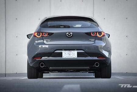 Mazda 3 Turbo Signature Mexico Opiniones Prueba 3