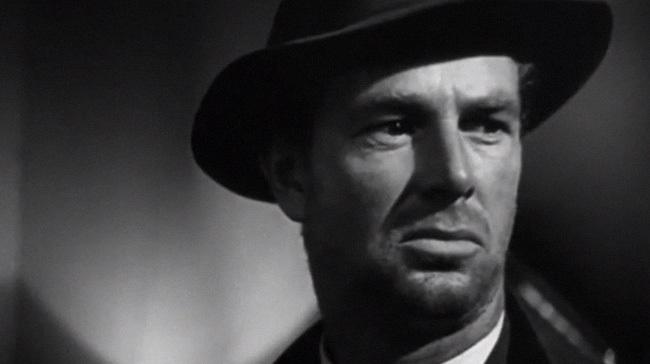 Sterling Hayden en 'La jungla de asfalto'