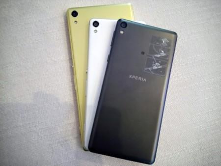 Xperia XA, XA Ultra y E5, primeras impresiones