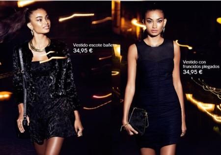 ¿El color favorito para salir de noche? El negro de H&M